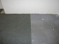 タイルカーペットの施工例